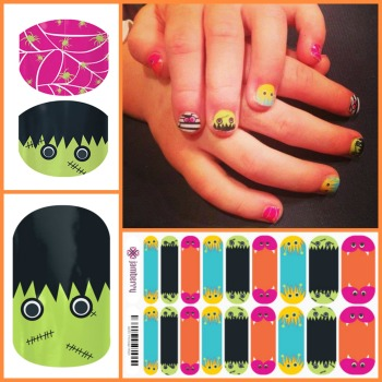 Mommy and Me Monster Mani