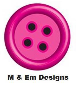 M&Em logo
