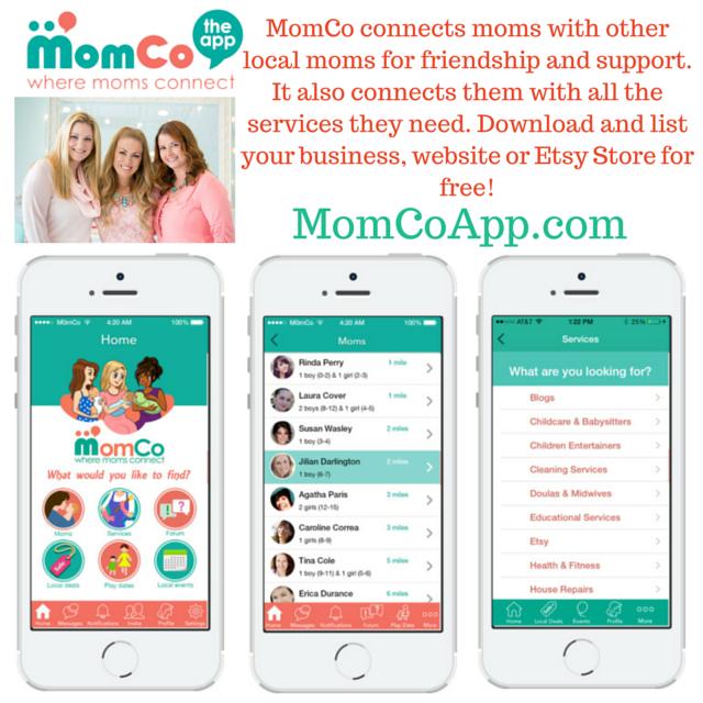 MomCo App