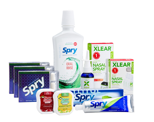KIWI Blogger Bundle Xlear Care Kit copy