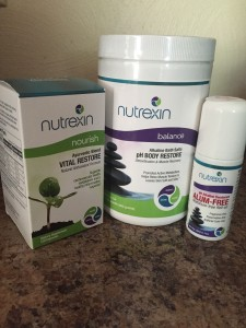 Nutrexin #MomsMeet Product Review