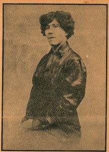Portrait Fannie Sellins